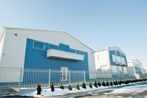 În Porumbeni a fost construit un GMP