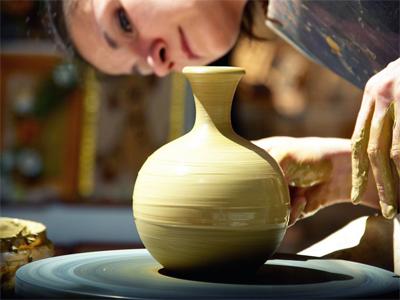 Ceramica – o afacere de creaţie