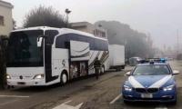 Poliția italiană deschide un nou front: transportatorii de pachete. Șofer din RM amendat cu 4500 de euro