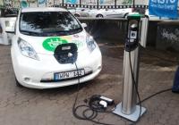 В Кишинёве откроется первая АЗС для электромобилей