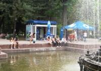 В парке Штефана чел Маре появились новые незаконные киоски (фото)
