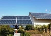 În Chișinău, o casă privată are consum de energie zero, și chiar îi aduce proprietarului venit din energia soarelui