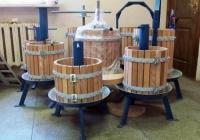 Сделано в Молдове: оборудование для домашнего виноделия