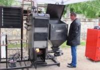 Новые гранты для покупателей котлов на биомассе