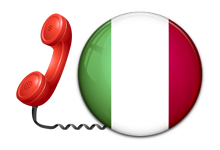 virtual numbers italy