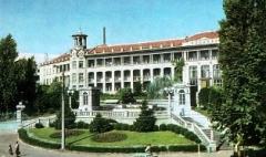 Одесский санаторий «Молдова» выставлен на продажу
