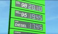 Carburanţii s-au SCUMPIT. Mai mulţi şoferi au protestat în centrul Capitalei