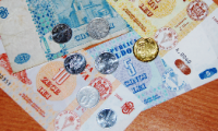 Banca Națională a calculat, cât de mulți bani există în Moldova