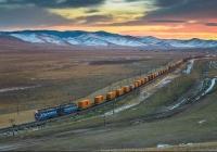 Transportul feroviar din China de-a lungul rutelor Drumului Mătăsii este de 2 ori mai rapid decât pe mare, și de 3 ori mai ieftin decât cu avionul!!!