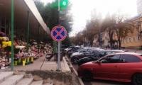 Цветочный базар по ул. Бэнулеску-Бодони может прекратить существование