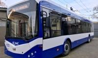 5 troleibuze noi, cu propulsie autonomă sunt testate de RTE Chișinău