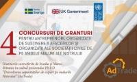 PNUD, Suedia și Marea Britanie au lansat patru concursuri de granturi pentru dezvoltarea afacerilor inovative pe ambele maluri ale Nistrului și crearea parteneriatelor pentru promovarea exporturilor