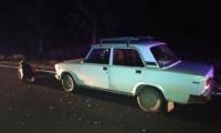 Пешеход погиб в результате того, что его сбили один за другим два автомобиля