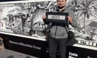 К 5-летию кражи миллиарда в Кишинёве напечатали купюру достоинством 1 миллиард долларов