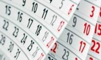 Zile libere în luna mai