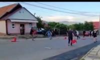 Пять студентов из Молдовы вдребезги разнесли бар в Румынии