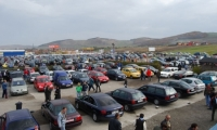 Продажи автомобилей в Молдове упали в разы