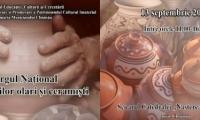 Târgul naţional al meşterilor olari şi ceramişti