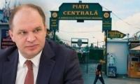 Чебан собирается модернизировать Центральный рынок один год