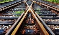 Șine ale Căilor ferate din Moldova, vândute pe internet