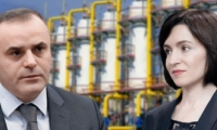 Чебан о предложении Санду строить газовые хранилища: Они обойдутся в €500 млн