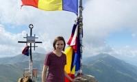 Майя Санду поднялась на самую высокую гору в Румынии