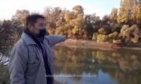Ca să ajungă în Austria, un moldovean a traversat Prutul înot, dar a fost oprit în Vaslui