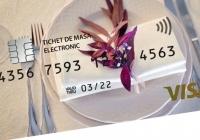 Tichetele de masă: există modele pe care le-am putea citi
